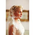 Europa und die Vereinigten Staaten die neue Mode Braut Schleier Braut Zubehör muss Schleier Spitze Hochzeit Schleier
