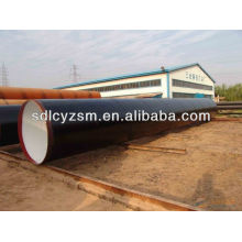 Cement Lined Carbon Steel Pipe Spiral Welded Steel Pipe