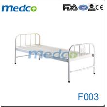 F003 Hill rom низкая цена плоские больничные койки для продажи