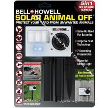 Bell + Howell Garden Solar Animal Repeller