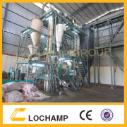 Automatic homemade chicken feed pellet production line