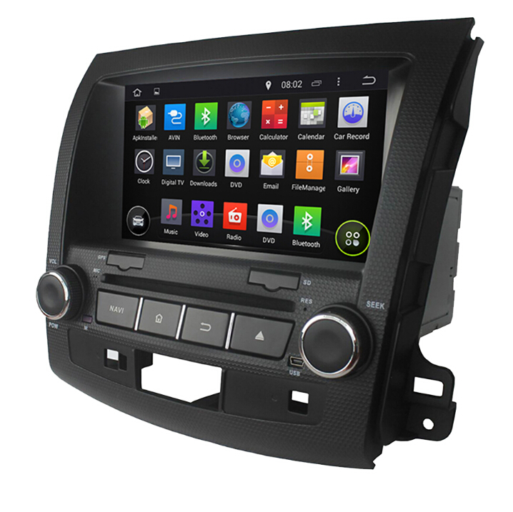 Car Audio Player For Outlander