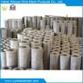 Rede de arame de aço inoxidável material de alta qualidade 316L com PVC revestido