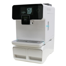 Touch Screen fully automatic commercial coffee machine