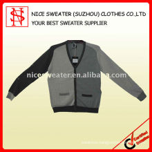 100% cotton Men's Sweater