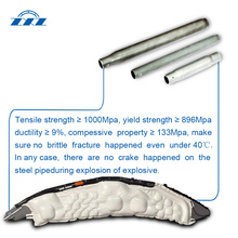 ZXZ airbag tube for automobile parts