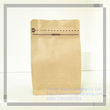 Aluminum Foil Paper Coffee bag with valve