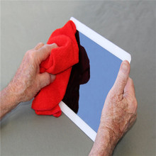 Microfiber Rags Car Wiping Cloth For Car