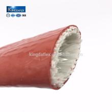 flexibler Gummischlauchschutz der hohen Temperatur Feuerschutzhülse