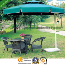 2,5 m Aluminium Terrasse Freischwinger Sonnenschirm für Garten (CAN-0025A)