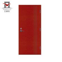 Puerta interior de acero de la puerta de venta caliente