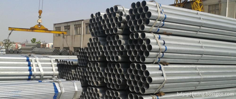 Carbon Steel Pipes 2