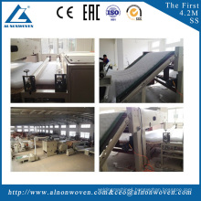 Thermal bonding polyester sheet waddings machine