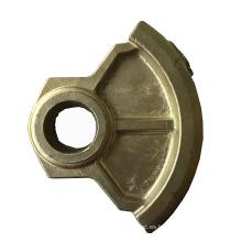 Piezas de maquinaria de construcción de forja de cobre