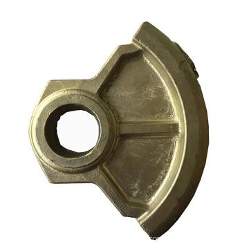 Pièces de machines de construction de forgeage de cuivre