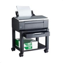 Suporte para impressoras de escritório 2 camadas Carrinho para máquinas