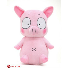EN71&ASTM standard ,Pink stuffed toy pig