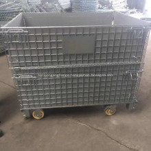 Storage Cage with Wheels for Sales