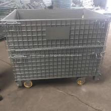 Jaula de almacenamiento con ruedas para la venta