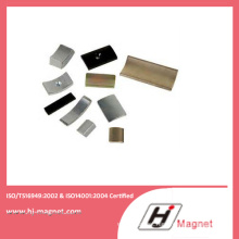 Permanent Sintered Rare Earth Arc Neodymium Iron Boron NdFeB Magnet