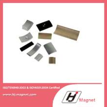 Постоянный спеченные редкоземельных дуги неодима железа бора неодимовый магнит