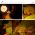2017 New Baby Lamp Sleep Aid USB Rechargeable Multicolor Relaxing Cetacean Cute Infant