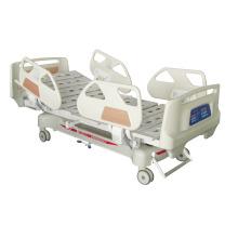 Cama de hospital eléctrico de cinco funciones con CPR