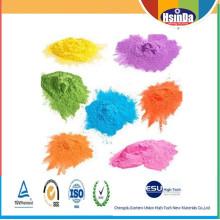 Venta al por mayor varios termoendurecibles electrostática pintura en aerosol pintura en polvo
