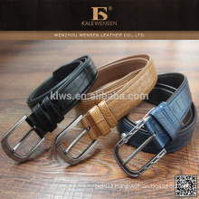 New arrival wide genuine 2015 New Style unique mens belts