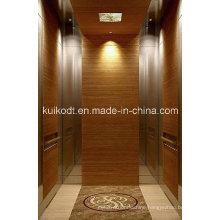 Mirror Etching Villa Elevator