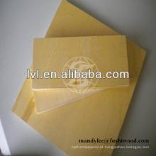 Móveis Grade 4x8 UV Birch Plywood para móveis de armário