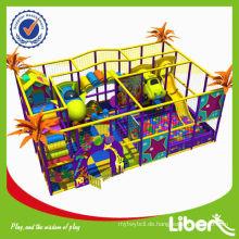 Hochwertige Indoor-Spielplatzausrüstung von LE-BY008