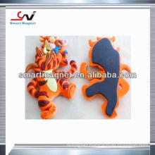 Cheapest promotional advertising customised PVC 3D fridge magnet