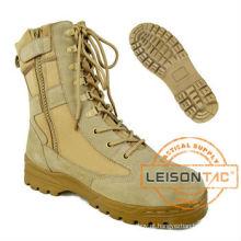 Cáqui deserto tático combate botas caça selva de deserto botas de exército botas botas ISO