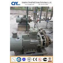 Cyyp17 alta qualidade e baixo preço horizontal líquido criogênico transferência oxigênio nitrogênio óleo de refrigeração bomba centrífuga