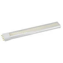Long Life span mais 700lm 7W 2g11 tubo de luz LED