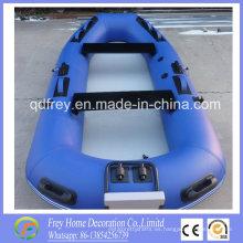 Barco de carreras inflable de PVC Ce para el deporte de verano