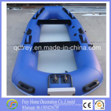 Ce PVC Inflatable Racing Boat for Summer Sport