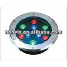 Factory price led underground light 9w
