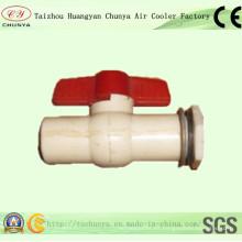 Válvula de drenaje manual del refrigerador de aire