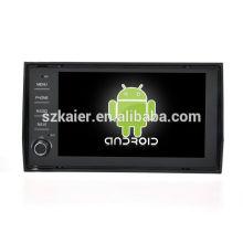 Núcleo Octa! Android 8.0 carro dvd para SKODA KODIAK com 9 polegadas tela capacitiva / GPS / Link Mirror / DVR / TPMS / OBD2 / WIFI / 4G