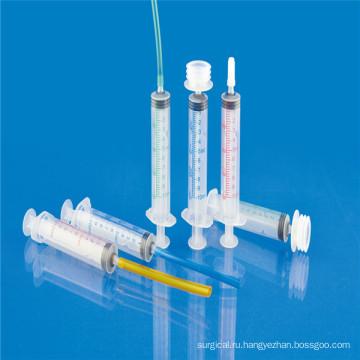 Пластиковые Оральный шприц с CE, ИСО