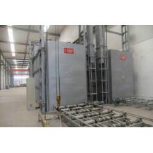 Precio de horno de envejecimiento de perfil de aluminio