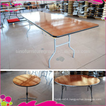 folding table for wedding