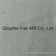 50% lino50% algodón mezcla de tela de tela (QF16-2533)