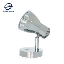 Genuine Marine Hot Sales 12V Marine Boat Wall Mounted Spotlight Touch Dimming LED Interior Reading Light