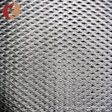 Variety size of platinum coated titanium mesh for sample