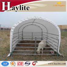 Pequeño diseño de refugio para cobertizo de ovejas