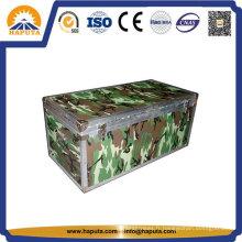 Aluminium verre stockage Rack Cabinet Transport mallette