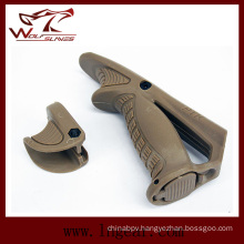 Wholesale Military Tactical Army Force Ptk Angled Foregrip Gun Grip with Thumb Rest